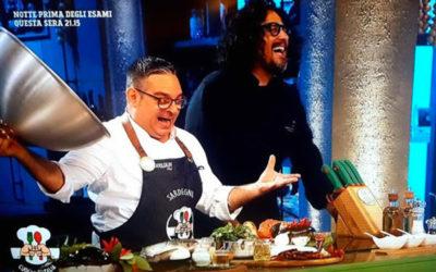 Chef Sardi in Tv, un 2019 di professionalità e simpatia per i telespettatori italiani